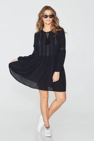 Сукня «Ада» чорного кольору