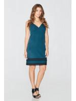 Сукня «Ніна» бірюзового кольору