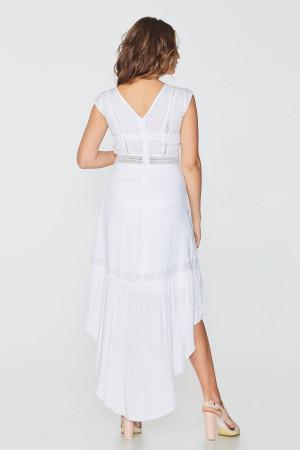Сукня «Серафіма» білого кольору