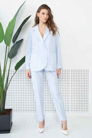 Піджак «Рейя» блакитного кольору
