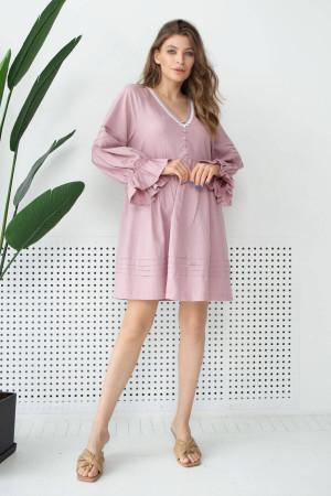 Сукня «Зарія» кольору пудри