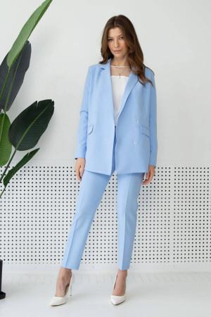 Жакет «Софа» блакитного кольору