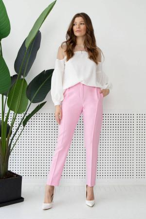 Брюки «Софа» розового цвета