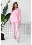 Брюки «Софа» рожевого кольору