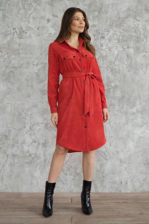 Сукня «Таска» теракотового кольору