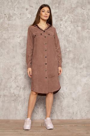 Сукня «Таска» кольору мокко