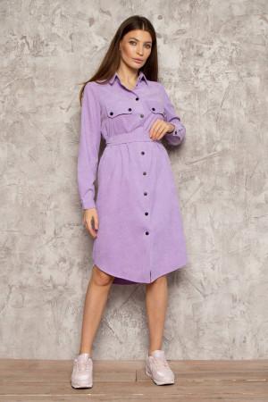Сукня «Таска» лілового кольору