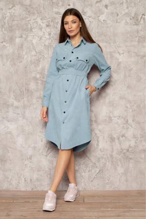 Сукня «Таска» блакитного кольору