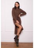 Сукня «Фіббі» коричневого кольору