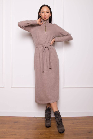Сукня «Фіббі» бежевого кольору