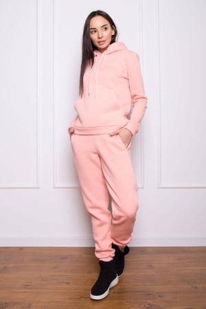 Спортивный костюм «Габби» персикового цвета