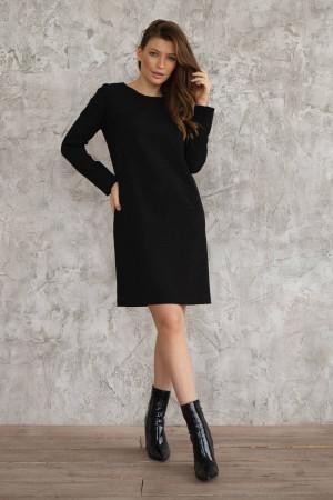 Сукня «Габріель» чорного кольору