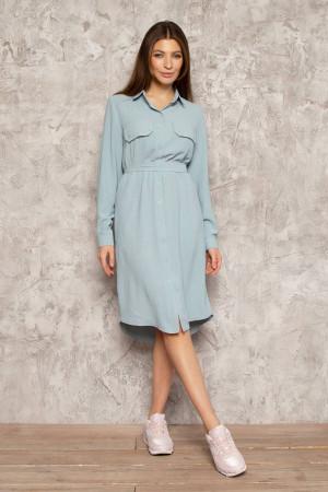 Сукня «Арей» блакитного кольору
