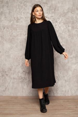 Сукня «Еванжелін» чорного кольору