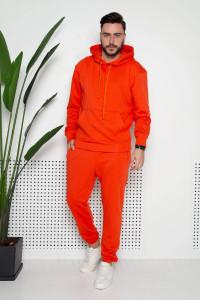 Спортивный костюм «Джексон» оранжевого цвета