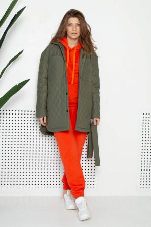 Жіноча куртка «Джозет» кольору хакі