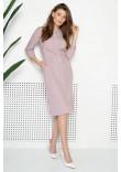 Сукня «Рада» кольору пудри