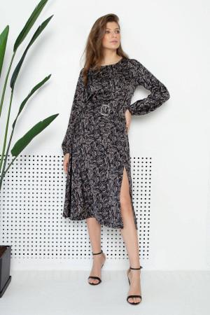 Платье «Софья» черного цвета