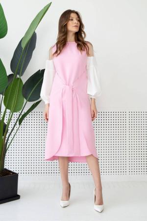 Платье «Челси» розового цвета