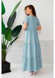 Сукня «Астрей» блакитного кольору