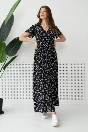 Сукня «Орсана» чорного кольору