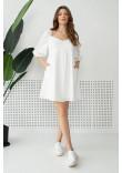 Сукня «Матео» молочного кольору
