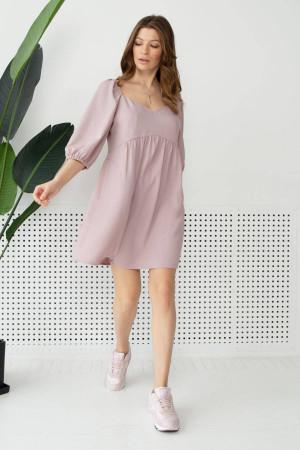 Сукня «Матео» пудрового кольору