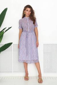 Сукня «Фінн» лілового кольору
