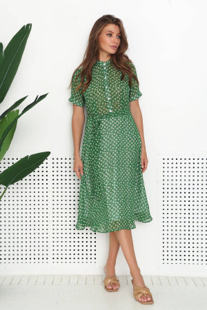Сукня «Фінн» зеленого кольору