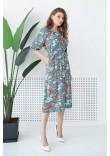 Сукня «Тільда» блакитного кольору