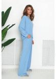 Штани «Родні» блакитного кольору