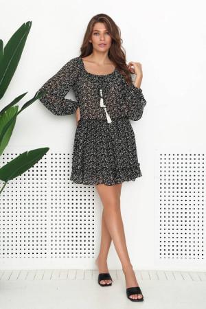 Сукня «Крейг» чорного кольору