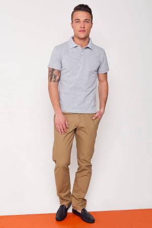 Чоловічі брюки «Оверко» гірчичного кольору