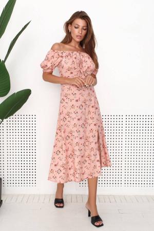 Сукня «Джейн» рожевого кольору