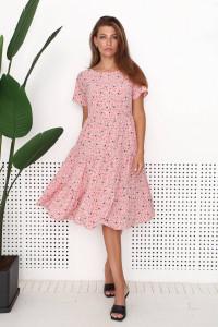 Сукня «Павет» рожевого кольору