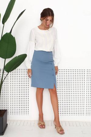 Спідниця «Клайріс» блакитного кольору