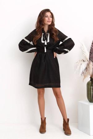 Сукня «Кейсі» чорного кольору