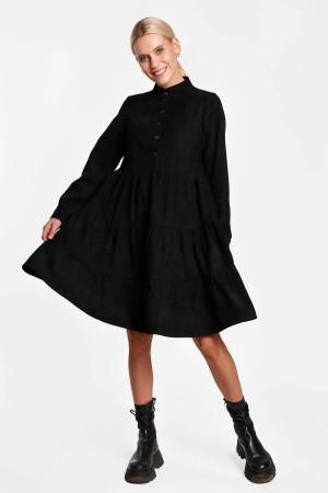 Платье «Меган» черного цвета