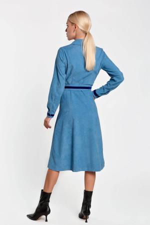 Сукня «Сабіна» блакитного кольору