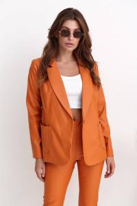 Піджак «Оззі» помаранчевого кольору
