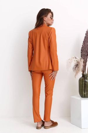 Лосины «Оззи» оранжевого цвета