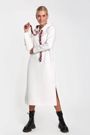 Сукня «Дафна» молочного кольору