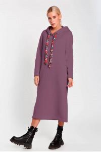 Сукня «Дафна» кольору фрез