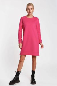 Сукня «Даміна» малинового кольору