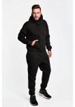 Спортивний костюм «Димер» чорного кольору
