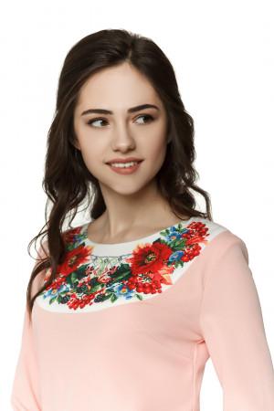 Сукня «Духмяний букет» рожевого кольору