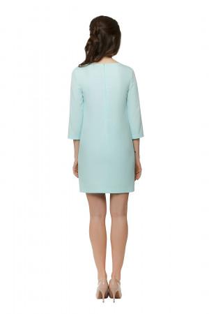 Сукня «Духмяний букет» світло-блакитного кольору