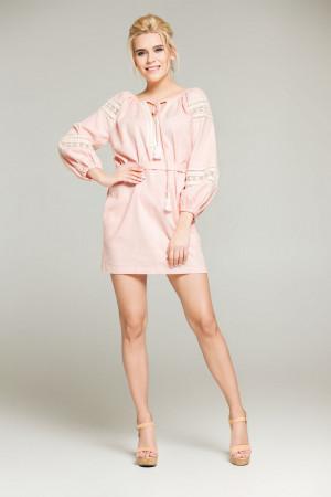 Сукня «Фіона» рожевого кольору