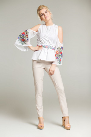 Блузка «Яркое лето»