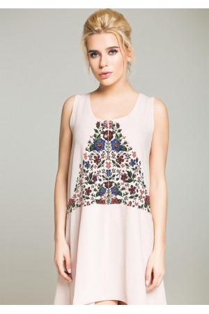 Сукня «Орися» рожевого кольору